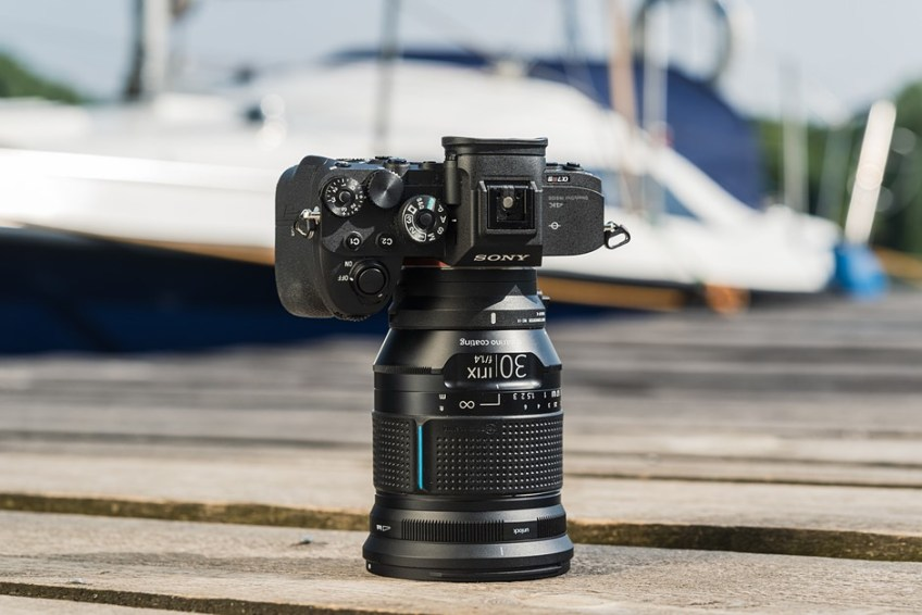 Irix announces new 30mm F1.4 'Dragonfly' lens for Canon EF, Nikon F and Pentax K mount cameras