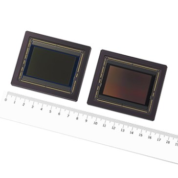 Sony's new 127MP 'large format' sensor features a global shutter, but it's not for consumer cameras