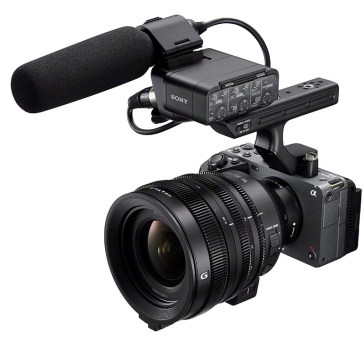 A closer look at Sony's FX3 'compact cinematography' camera