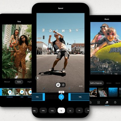 GoPro releases a redesigned Quik app for iOS and Android