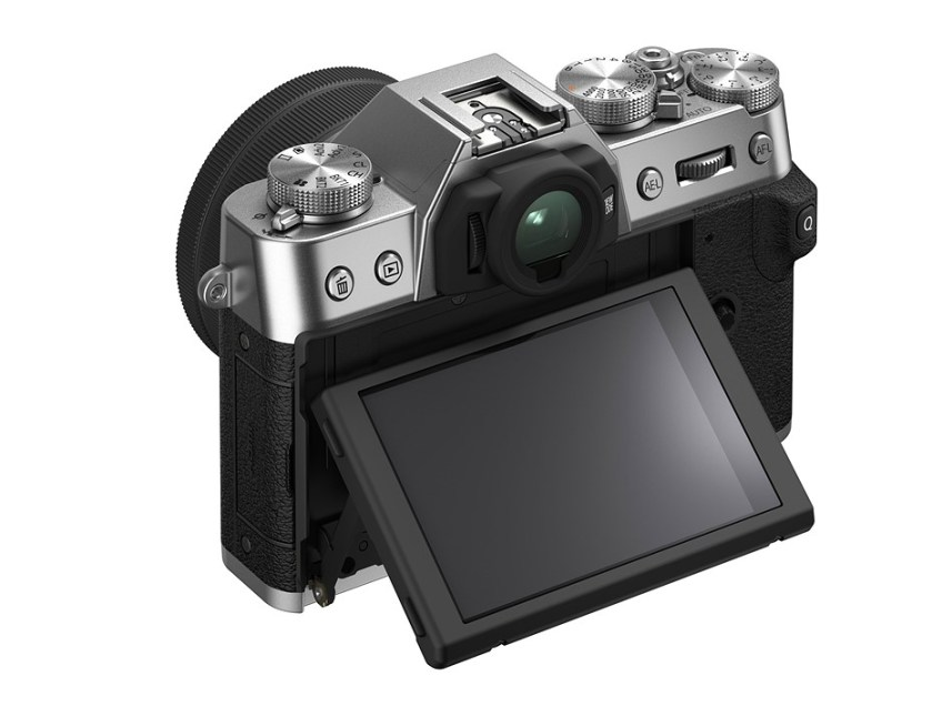 Fujifilm X-T30 II offers higher-res LCD and improved performance