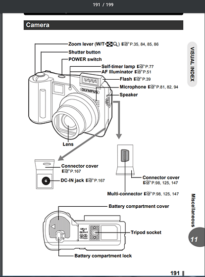 Re: USB download leads: Olympus Compact Camera Talk Forum