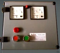single phase borewell starter wiring diagram speakers in parallel submersible pump control panel three ats 10 hp manufacturer from ahmedabad