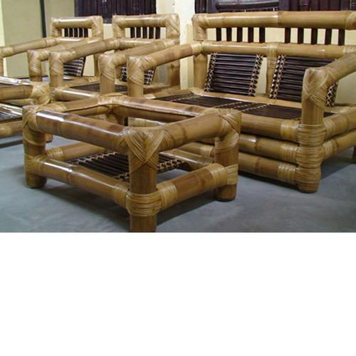 bamboo couch and chairs leather tub chair with casters furniture furnitures nr gavat mandai kolhapur