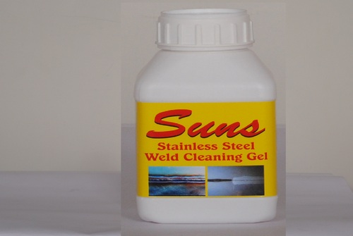 Cleaners Stainless Steel Weld
