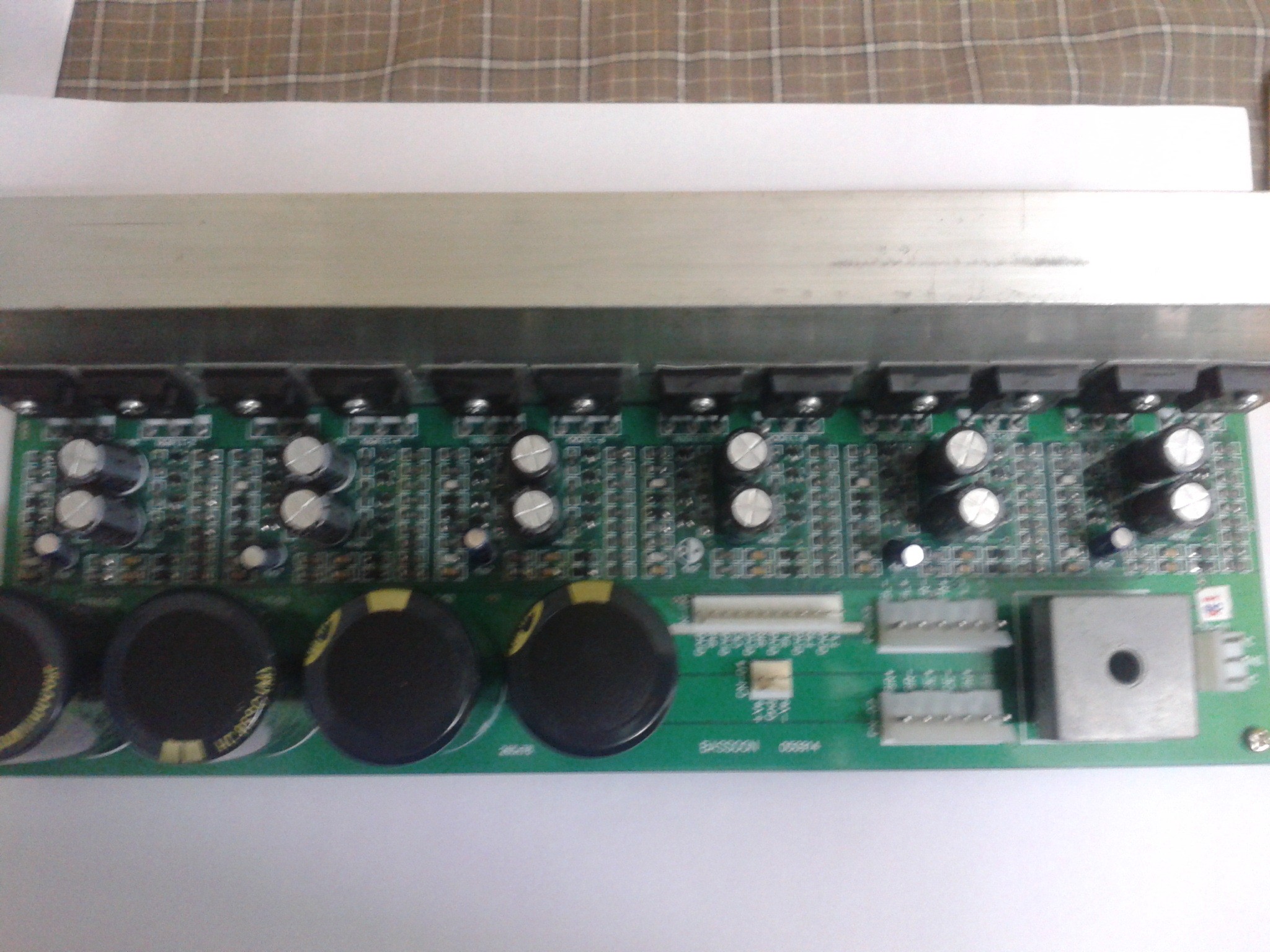 6 Watt Hi Fi Audio Amplifier Based Tda2613