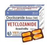 Image result for oxyclozanide