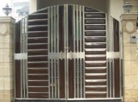 Stainless Steel Gate in Noida, SS Gate Dealers & Suppliers ...