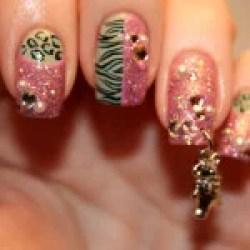 Nail Art And Piercing