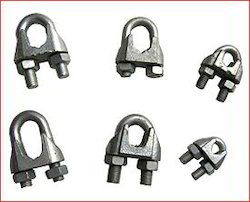 Wire Rope Clamps at Best Price in India