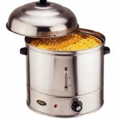 Steamer Kitchen Commercial Sink Corn Machine Iqbal Metal Industries Delhi Id