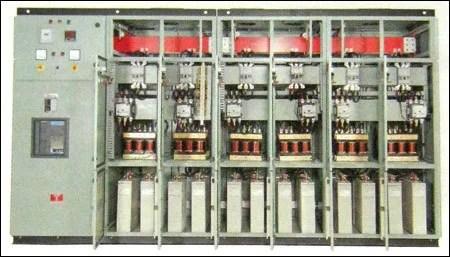 Automatic Power Factor Correction Circuit Diagram