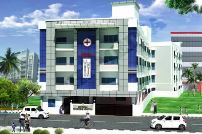 Service Provider of 3d Elevation & 3d Interior by APS