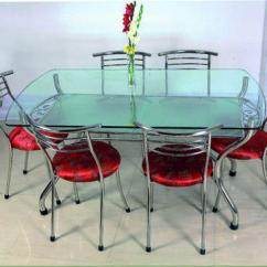 Steel Chair Dining Table Grey Chevron Stainless Dinning Set Isd 02a Manufacturer From Kolkata