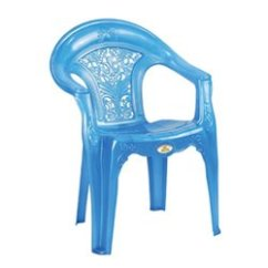 Revolving Chair For Baby Hon Office Chairs Plastic At Best Price In India Blue Ornamental With Arms