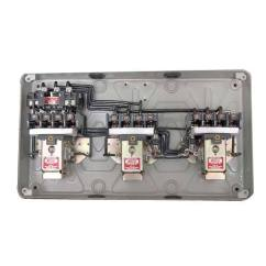 Direct Online Starter Wiring Diagram Phone Socket Larsen Toubro 3 Phase Semi Automatic Star Delta Starters 240v Rs