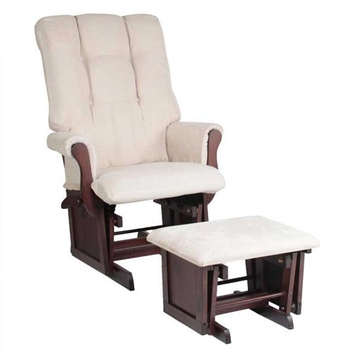rocking chair with footstool india top 10 ergonomic desk chairs durian ottoman pepperfry dot com mumbai id