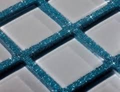 glitter powder for tile grouting
