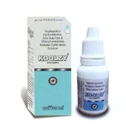 Pharmaceutical Eye Drop - Naphazoline Hydrochloride ...