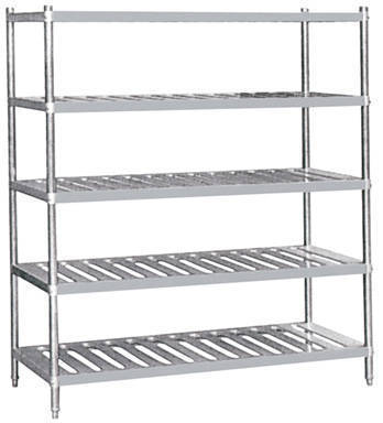 kitchen racks short wall cabinets jyoti equipments silver commercial rack rs 18000 number