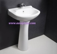 CERAMIC WASH BASIN DESIGN - Alto Pedestal Wash Basin ...