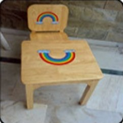 Study Table And Chair For Kids Folding Covers Bulk Tables Wooden Manufacturer From