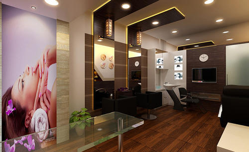 Beauty Salon Interior Designing Services  Beauty Salon