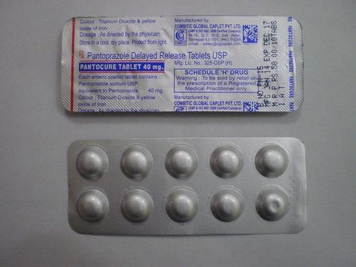 Prednisolone Tablets Pantocure 40mg Wholesaler From New