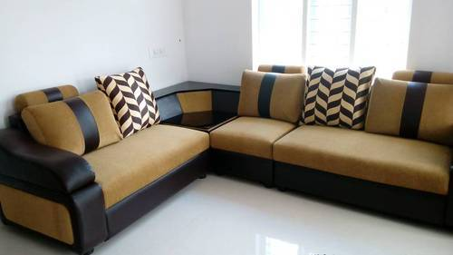 Designer Corner Sofa Set View Specifications & Details Of Corner