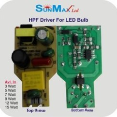 3w Led Driver Circuit Diagram Nuheat Solo Thermostat Wiring Bulb - Light Emitting Diode Suppliers, Traders & Manufacturers