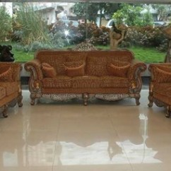 Sofa Sets At Low Price In Hyderabad Bassett Furniture Alex Reviews Set Bt Wood Trader From