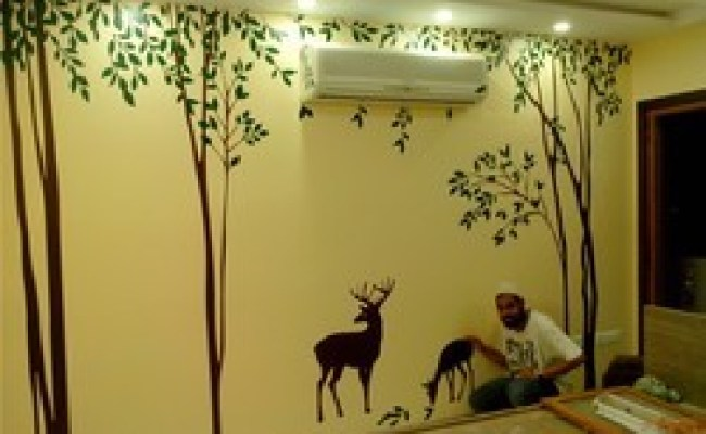 Wall Decal In Hyderabad Telangana Wall Decal Price In