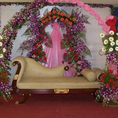 Wedding Stage Chairs Dark Gray Chair Products & Services | Service Provider From Siliguri