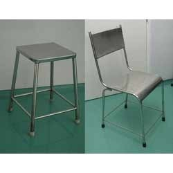 steel chair manufacturing process rocking height chairs tables stainless manufacturer from mumbai table