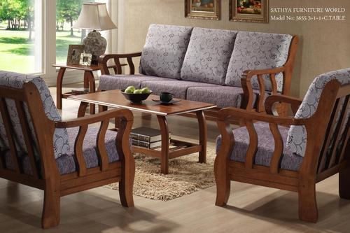 Sofa Set Pictures India Sofa Set - Teakwood Sofa Set Manufacturer From Chennai