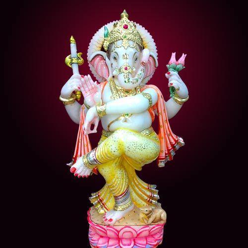 Ram Darbar 3d Wallpaper Lord Ganesha Statue Standing Ganesha Statue Manufacturer
