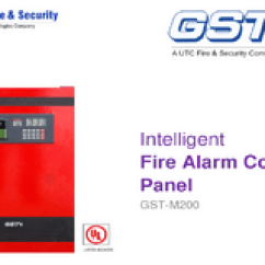 Gst Addressable Smoke Detector Wiring Diagram Shunt Trip Device 1 Loop Fire Panel View Specifications Details Of