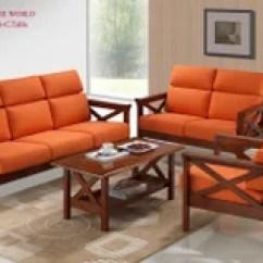 Budget Sofa Sets In Chennai Double Bed With Storage Wooden Set Tamil Nadu Lakdi Ka Orange Solid Wood