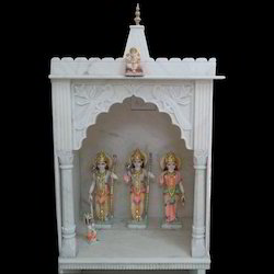 White Marble Temple Suppliers Manufacturers & Traders In India