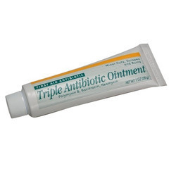 Pharmaceutical Ointment - Polymyxin B Bacitracin And Neomycin Ointment Manufacturer from Mohali
