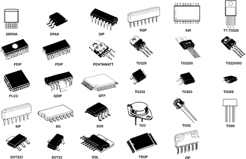 ICS Electronic Component, For Electronics, Rs 22 /no(s