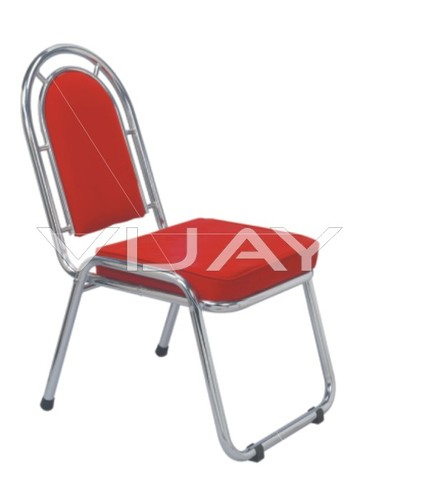 steel chair for tent house grey accent red banquet banquette function hall stackable