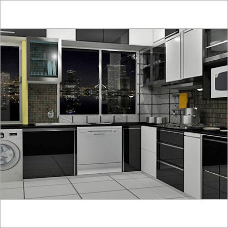 Interior Design Service Modular Kitchen Designing