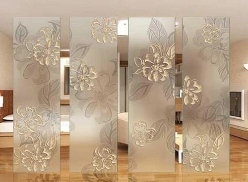 Decorative Color Etching Mirrors  Decorative Color