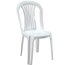 white plastic chairs padded kitchen high back chair without arms height 905 mm id
