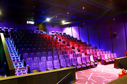 recliner chairs movie theater wedding chair cover hire barnstaple renovation of cinema halls - service provider from bengaluru