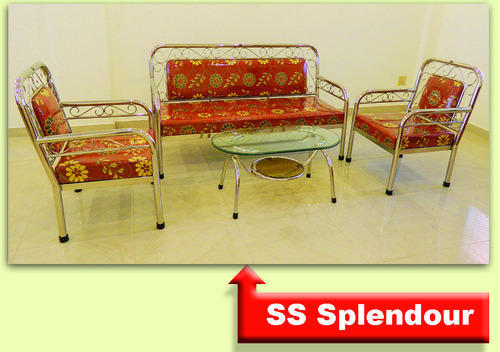 budget sofa sets in chennai crate and barrel verano care stainless steel set 2 1 ss stanley manufacturer from kolkata