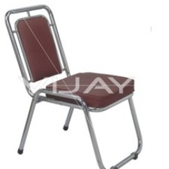 Steel Chair For Tent House Covers Wedding Banquette Function Hall Stackable