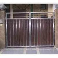 Steel Gate in Mumbai,  , , Maharashtra | Get ...
