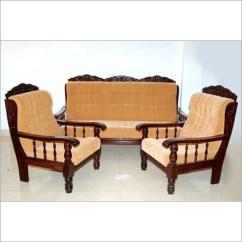 Wooden Sofa Sets Designs India Covers Edmonton Luxury Set At Rs 12000 Piece S Lakdi Ka